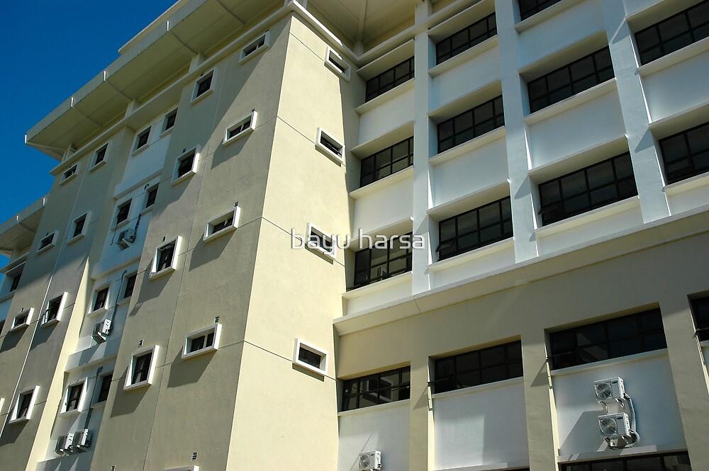 university building by bayu harsa