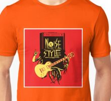 noise music is my style Unisex T-Shirt