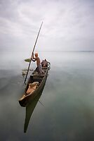 The fishing was good; it was the catching that was bad by Vikram Franklin