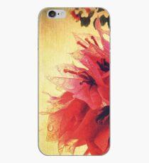 Sunset Bougainvillea iPhone Case