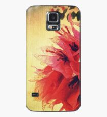Sunset Bougainvillea Case/Skin for Samsung Galaxy