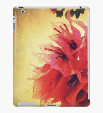 Sunset Bougainvillea iPad Case/Skin