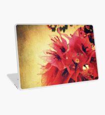 Sunset Bougainvillea Laptop Skin