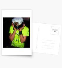 Noel Fielding/Vince Noir Postcards