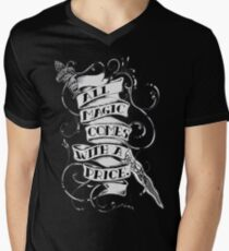 Once Upon a Time Merchandise Men's V-Neck T-Shirt