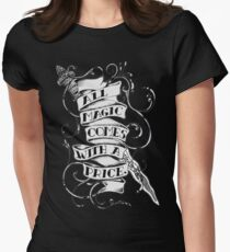 Once Upon a Time Merchandise Women's Fitted T-Shirt