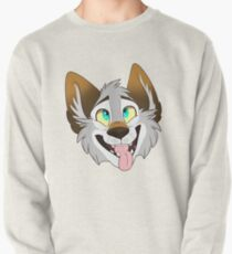 Happy Wolf Pullover