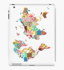 Be An Explorer Of The World iPad Case/Skin