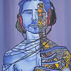 A portrait inside *Bionest by geministudd