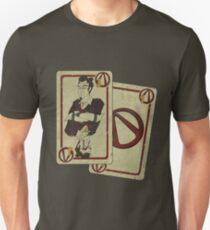 Handsome Black Jack (whith effect) Unisex T-Shirt