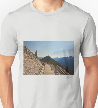 Walkway on Top of the World T-Shirt