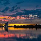 Sunset Reflections by robcaddy