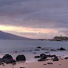 Evening beach on Maui by Andrey Popov