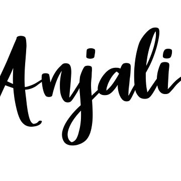 Anjali  by ellietography