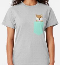 Cassidy - Shiba Inu cute gifts funny dog gifts for cell phone case dog lover gifts for dog person Classic T-Shirt
