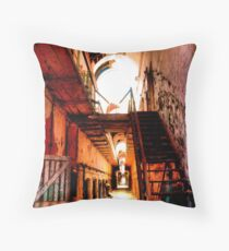Long and Lonely Throw Pillow