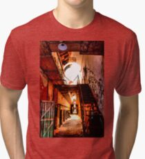 Long and Lonely Tri-blend T-Shirt