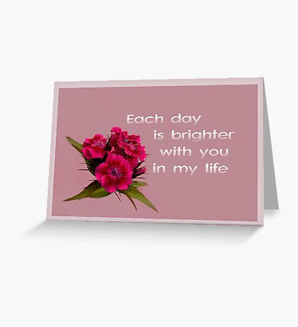 Each Day Greeting Card