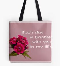 Each Day Tote Bag