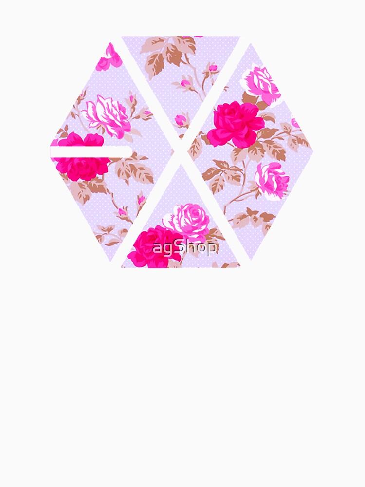 EXO - Blumen von agShop