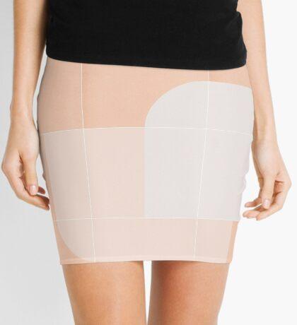 Retro Tiles 04 #redbubble #pattern Mini Skirt