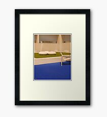 Post Modern LA Framed Print