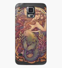 Andersens kleine Meerjungfrau Hülle & Klebefolie für Samsung Galaxy