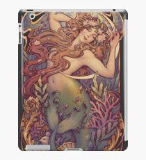 Vinilo o funda para iPad La sirenita de Andersen
