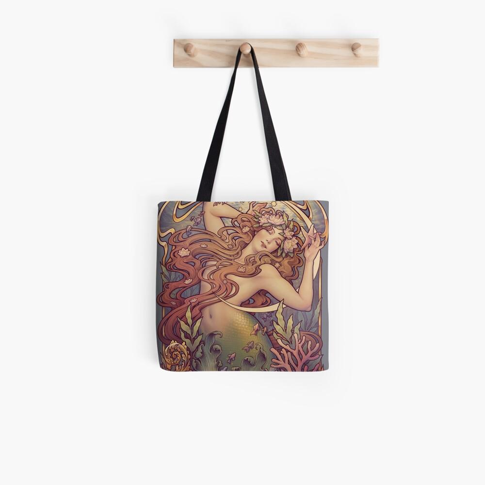 Andersen's Little Mermaid Tote Bag
