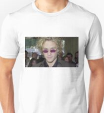 Heath Ledger Slim Fit T-Shirt