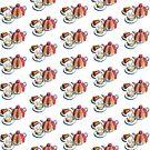 Tea and Cake (repeat pattern version) by wonder-webb