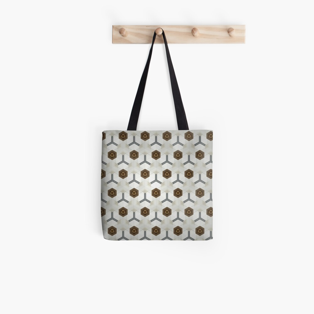 Kaleidoscope 5 Tote Bag