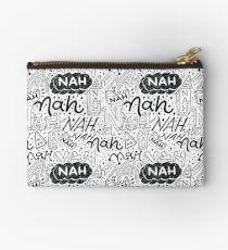 Nah Nah Black and White Palette Studio Pouch