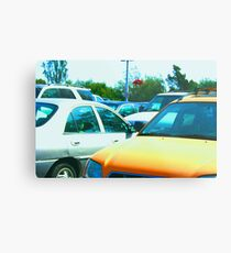 Can't Find My Car???...The Solution!! Metal Print