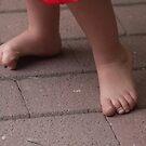 Little feet by Lanii  Douglas