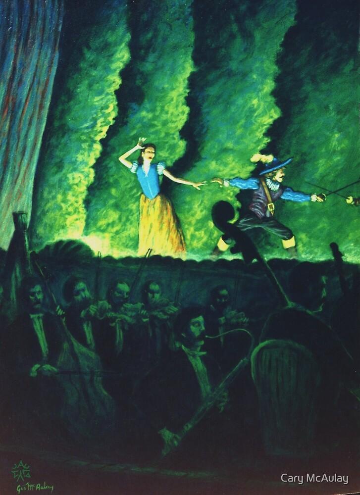 Opera Degas by Cary McAulay