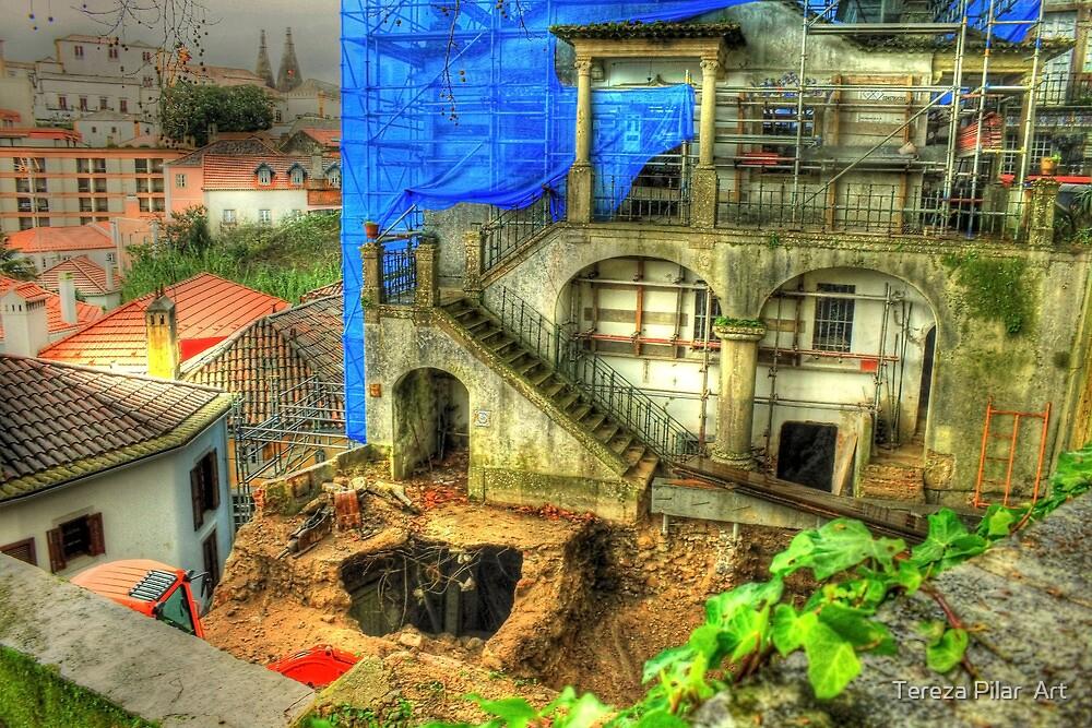 Sintra...passion for restoration. by terezadelpilar ~ art & architecture