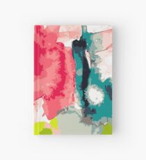 Rose All Day Hardcover Journal