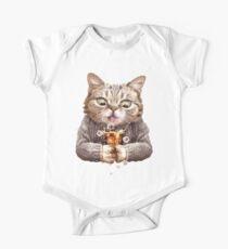 CAT & SOFT DRINK Kids Clothes