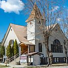 First Congregational Church of Ione, Pend Oreille County, Washington, USA by Bryan D. Spellman