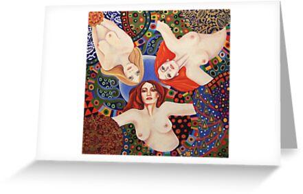 Love Triangle by Anni Morris
