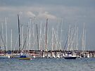 Mainstays and masts ... by Ell-on-Wheels