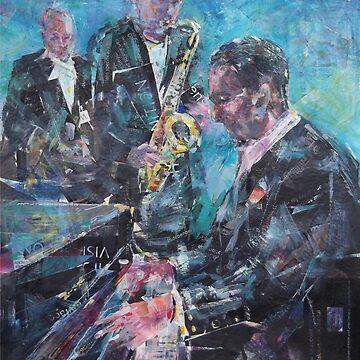 Jazz Music by ballet-dance