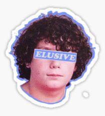 Elusive Sticker