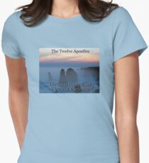 The Twelve Apostles Womens Fitted T-Shirt