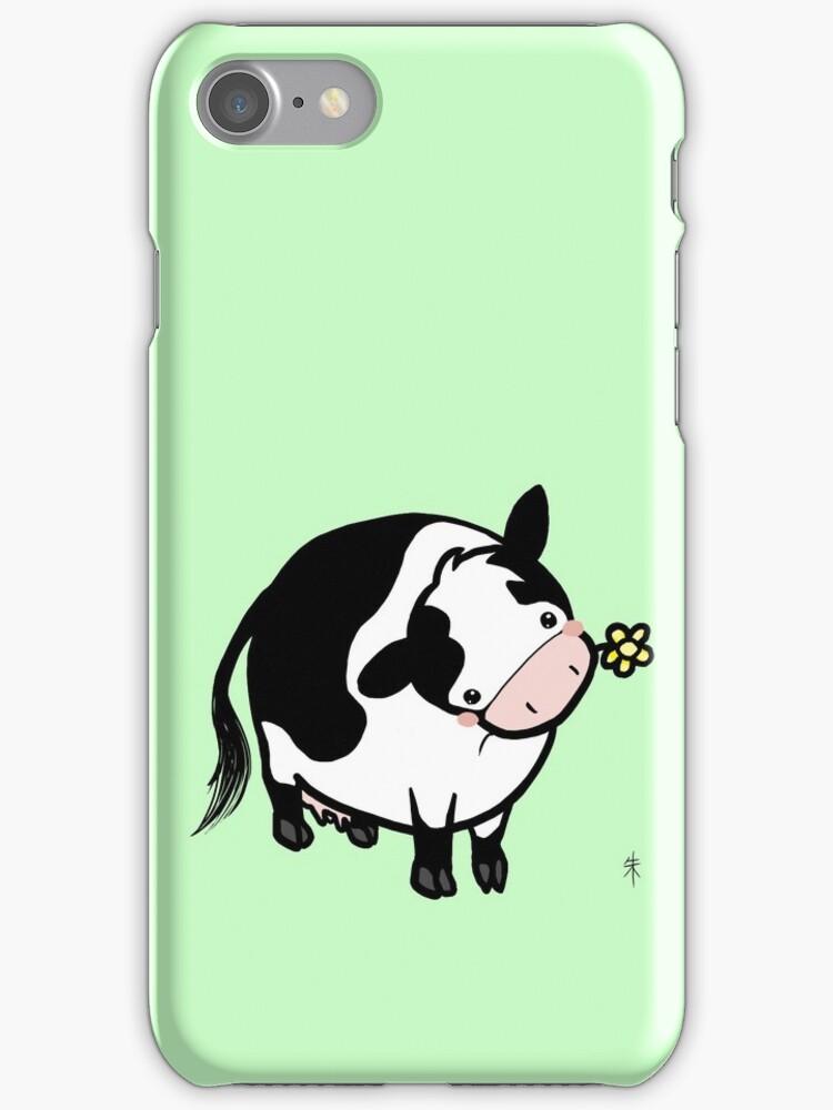 Dairy Cow by Shukura