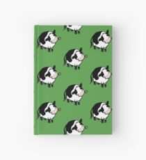 Dairy Cow Hardcover Journal
