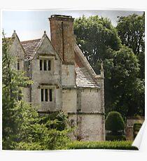 Athelhampton House 2 Poster