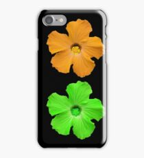 Primary Flowers  iPhone Case/Skin