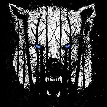 Winterwolf kommt von expo
